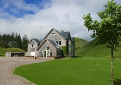 Dalmunzie House, sleeps 18 in contemporary accommodation in Scotland