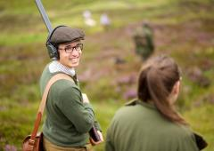 Freddie Grouse Shoot