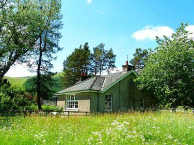 Glenlochsie selfcatering cottage