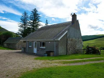 Sauchmore selfcatering cottage