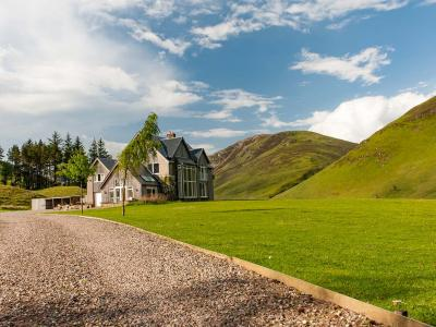 Dalmunzie House selfcatering cottage
