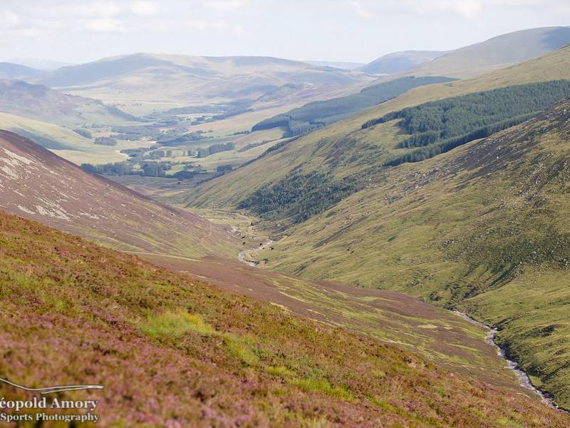 Around Glenshee