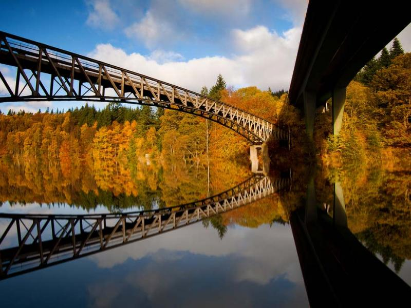 Coronation Bridge Pitlochry